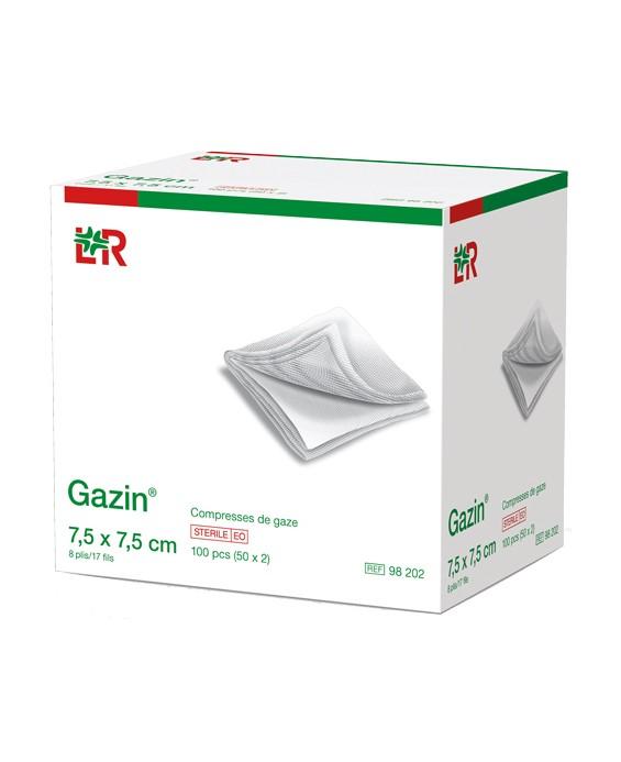 Compresses de gaze Gazin®* Non stériles.