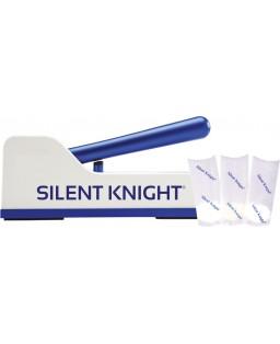 Lot de 1000 sachets (20 x 50 sachets) compatible avec Broyeur Silent-Knight 3