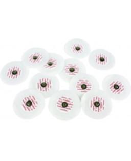 Electrodes prégélifiées support textile