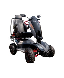 Scooter 4 roues Monster X4