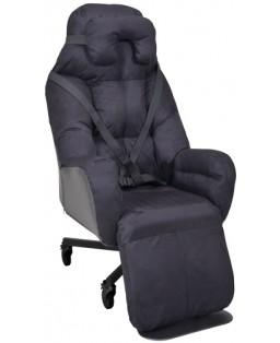 Fauteuil coquille Montmartre