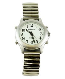 Montre parlante date et heure