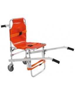 Chaise portoir modèle 2 roues
